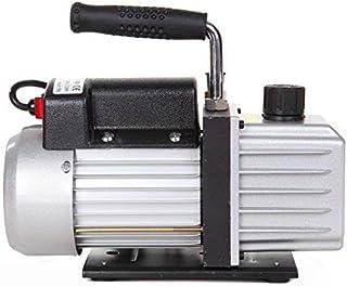 Ridgeyard Bomba de vacío de baja presión 1/4HP 50Hz 2,5 CFM solo nivel Climatizacion Refrigeracion Rotary refrigeración bomba de vacío entrega rápida