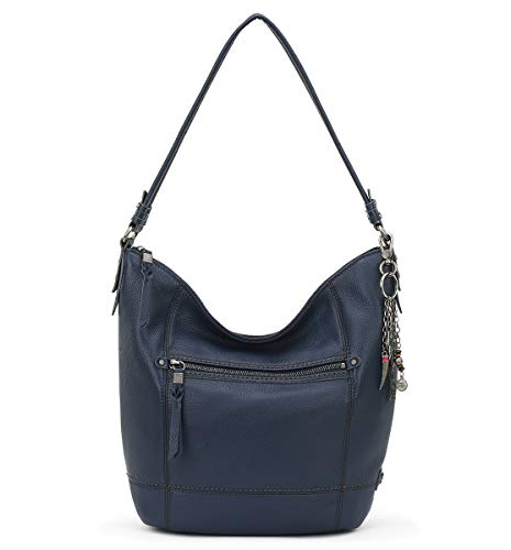 The Sak Sequoia Hobo Bag, blu (indaco), Taglia unica