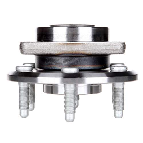 Price comparison product image TUPARTS 513277 Wheel Bearing and Hubs Front Rear Compatible With 2007-2016 for G-MC Acadia 2009-2016 for C-hevrolet Traverse 2008-2016 for B-uick Enclave 2007-2010 for S-aturn Outlook W / ABS Sensor