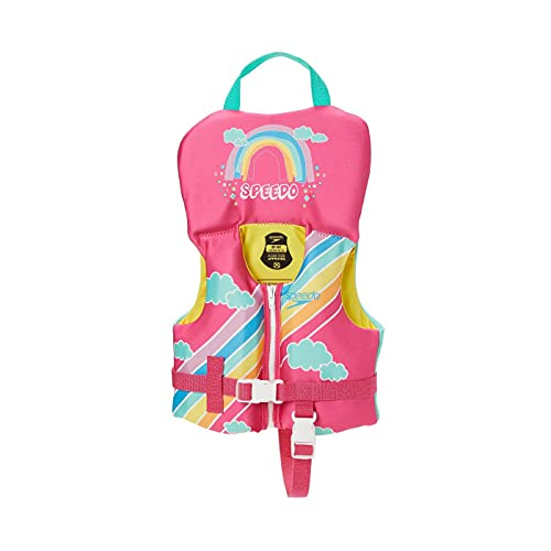 Speedo Infant Girls' Neoprene Lifejacket