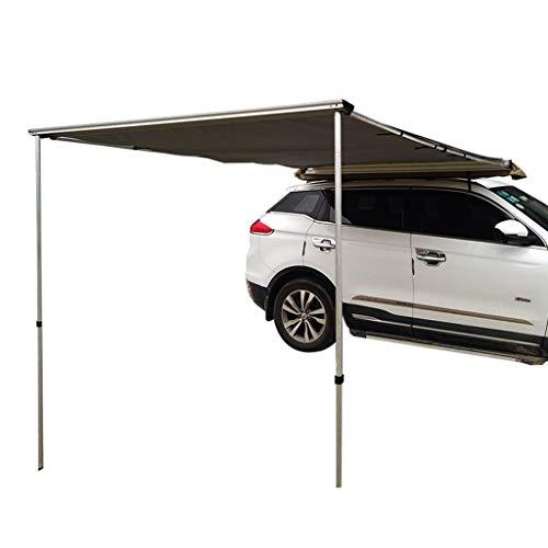 Auto Markise - Dachzelte Für Camping - Fahrzeug Dach Markise Zeltschirm Mit Wasserdichter Tragetasche Für Camping Picknicks Auto Reisen,150X200CM