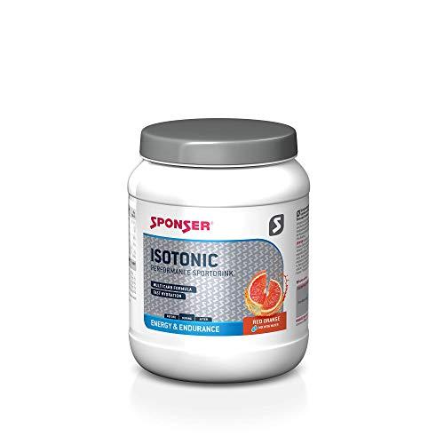 Sponser Isotonic 1.000 g Dose Ice Tea 12 Liter isotonisches Sportgetränk