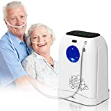 <span class='highlight'><span class='highlight'>DryMartine</span></span> Portable Oxygen Concentrator Generator,1-7L/min Adjustable 93% High Purity Oxygen Machine with Oxygen Outlet and Atomizing Port| Intelligent Voice and LED Touch Display