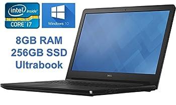 2017 Dell Latitude E7440 14.1? Business Ultrabook PC Intel Core i7 Processor 8GB DDR3 RAM 256GB SSD Webcam Bluetooth Windows 10 Professional  Renewed