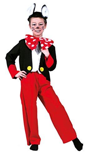 Karneval-Klamotten Mickey Mouse Kostüm Kinder Mickey Maus-Kostüm Karneval Comics Kinder-Kostüm