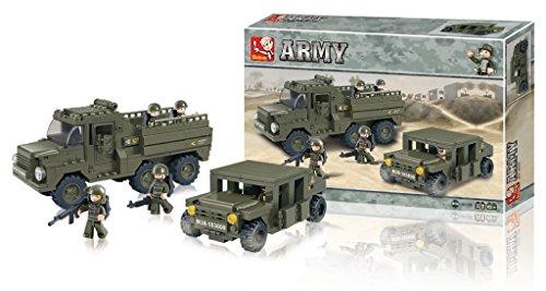 Sluban Bausteine Army Serie Army Ranger