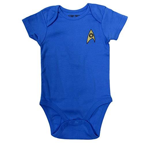 Baby Spock Bodysuit Romper