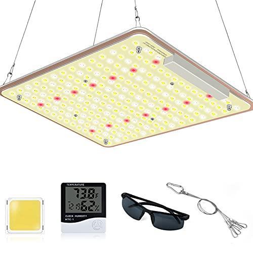LED Grow Light Dimmable, VT1000 Full Spectrum Grow...