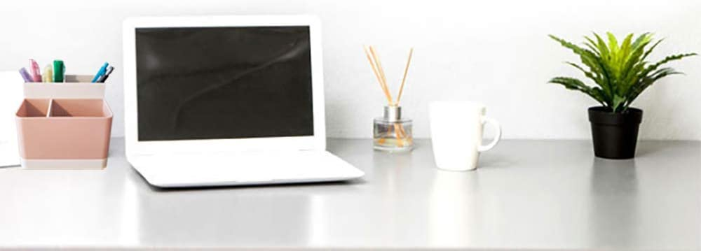 trucchi Organizer da scrivania per scrivania Almond multifunzione portapenne per cancelleria accessori da scrivania I3C portapenne matite