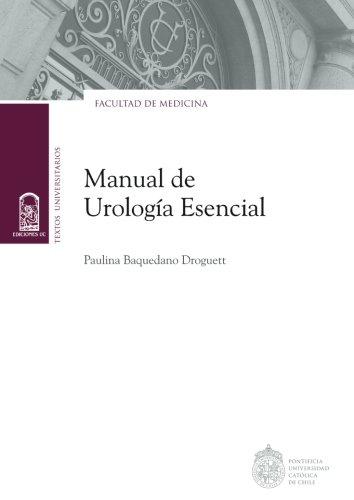 Manual de urología esencial (Spanish Edition)