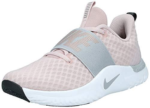 Nike Damen WMNS Renew In-Season Tr 9 Sneaker, Stone Mauve/Black-MTLC Red Bronze, 40 EU