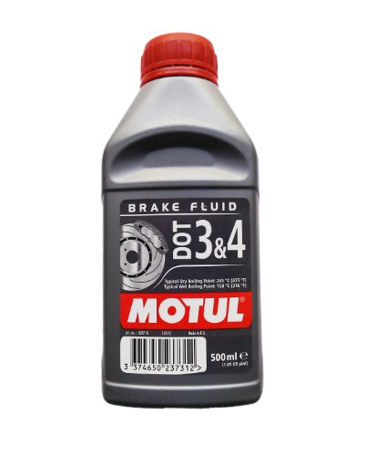 MOTUL Dot 3 & 4 Brake Fluid 0,5L