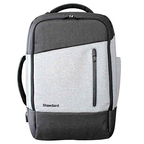 18L Business Laptop-Rucksack | Smart Rucksack mit USB-Ladeanschluss und Diebstahlschutz für Profis, Studenten und Reisen von Standard Luggage Co.
