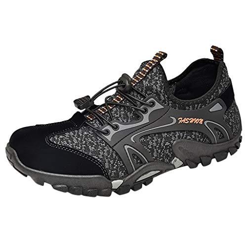 LYRICS Herren Sneaker Schuhe Laufschuhe Sneaker rutschfeste Turnschuhe Straßenlaufschuhe Freizeitschuhe Cargohose Männer Sportschuhe