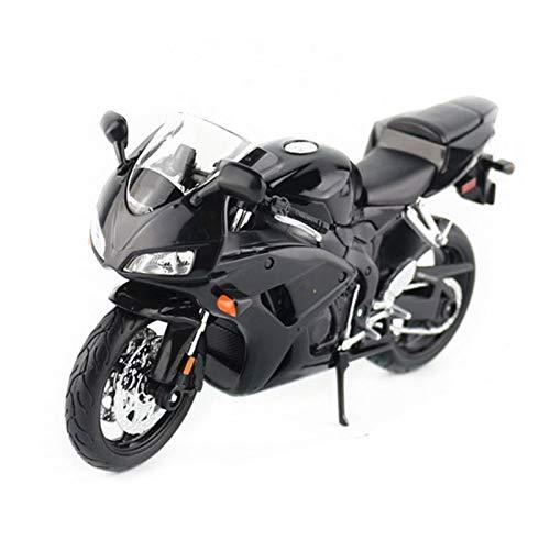 GXJU Juguete Modelo de Motocicleta a Escala 1:18 para YZF-R1 Scale Motory Model Super Racing Diecast Toy Motorbike Colección Educativa Regalo para Niños