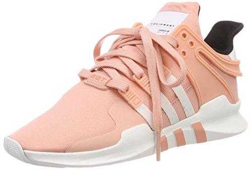 adidas Herren EQT Support ADV Fitnessschuhe, Pink (Rostra/Ftwbla/Negbás 000), 40 2/3 EU