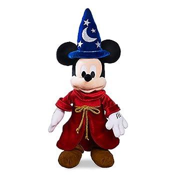Disney Sorcerer Mickey Mouse Plush - Fantasia - Medium
