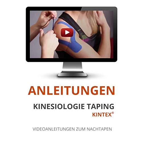 "Kintex Kinesiologie Tape""Classic"" Blau 5cm x 5m - 4"