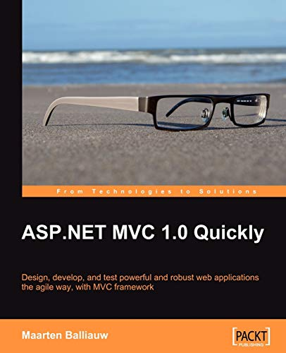 ASP.NET MVC 1.0 Quickly (English Edition)