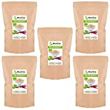 Amaranto orgánico MeaVita, paquete de 5 (5 x 1000g)
