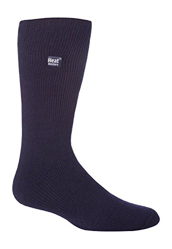 Heat Holders - Herren Thermosocken Winter -BIGFOOT, 46-50 eur (orig), Marine, 46-50 eur