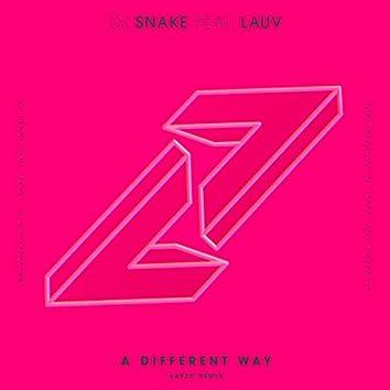 A Different Way (Kayzo Remix)