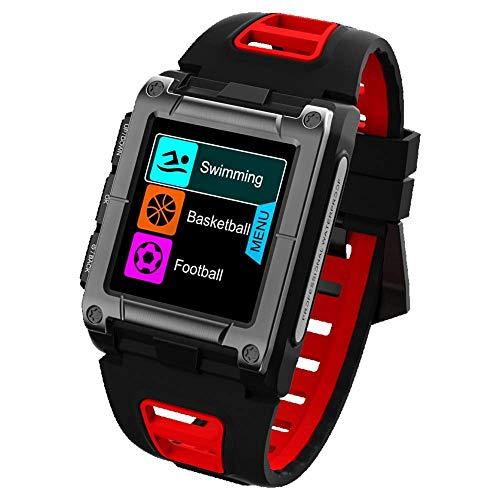 Smartwatch Fitness Armband Aktivit auml, Tstracker 7 Sportuhr GPS Schrittzähler, Sensor mit Herzfrequenzmesser für Männer für iOS Android