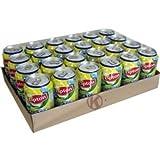 NDT24 - LIPTON ICE TEA Lemon (Dose) 24 x 33 cl. Ohne Kohlensäure.