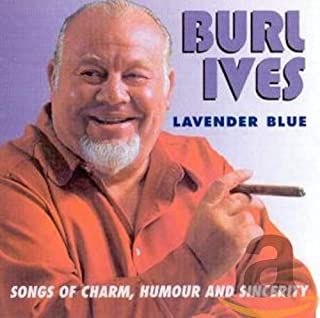 Lavender Blue: Songs Of Charm Humour and Sincerity