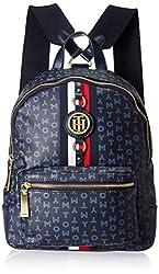 top 10 designer backpacks for men Tommy Hilfiger Jaden Backpack Navy / Vintage Indigo