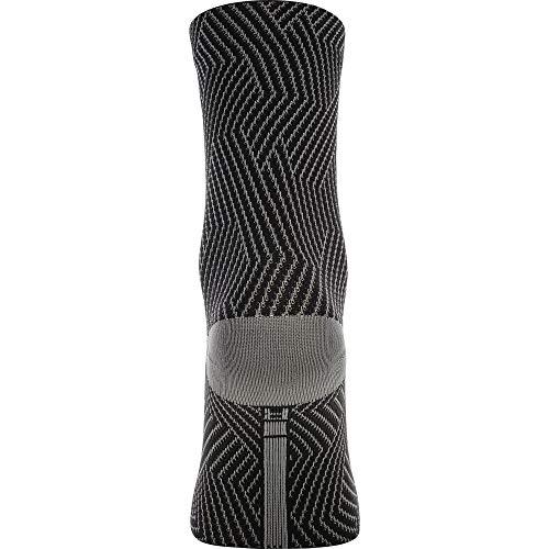 GORE WEAR C3 Unisex Fahrrad-Socken, Größe: 35-37, Farbe: Grau/Schwarz - 2