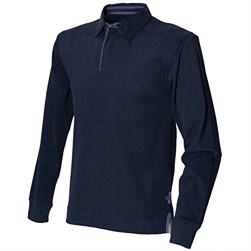 Front Row - Sweat-shirt - Homme - Bleu - Bleu marine - moyen