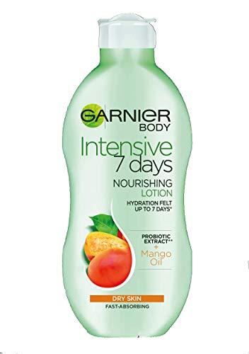 L'Oreal Garnier Body Intensive Nourishing Lotion for Dry Skin - 400 ml