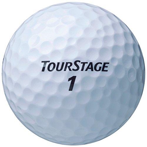 ブリヂストン『ゴルフボールTOURSTAGEEXTRADISTNACE(1ダース:12個)』