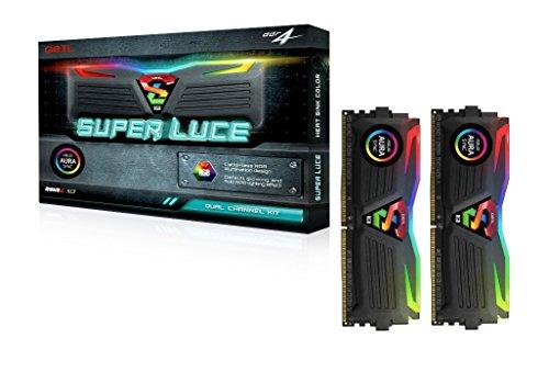 Geil 16GB(8GBx2) PC4 3000MHz 16GB DDR4 3000MHz memoria