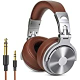 Over Ear Headphone, Wired Premium Stereo Sound...
