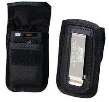 Top pager holster spok for 2021