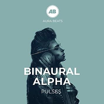 Binaural Alpha Pulses