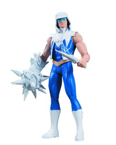 DC Direct- Capitaine Cold Super Vilains New 52 Figurine, 761941315409, 18 cm