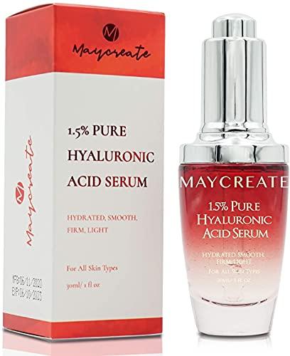 Essy Hyaluronic Acid Serum for Your Skin with Advanced Hydrating Anti-aging Formula - 1 fl oz