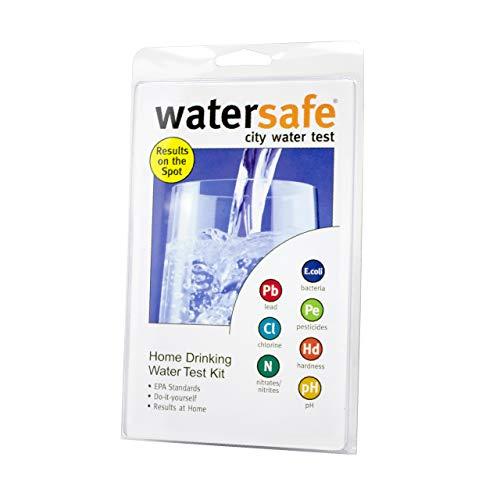 Watersafe, Kit per Analisi dell'Acqua Potabile