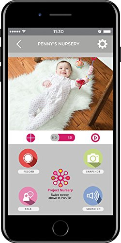 410eKlduzTL The Best Video Baby Monitors with Smartphone Apps 2021