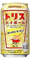 サントリー トリスハイボール 缶 350ml×24本入