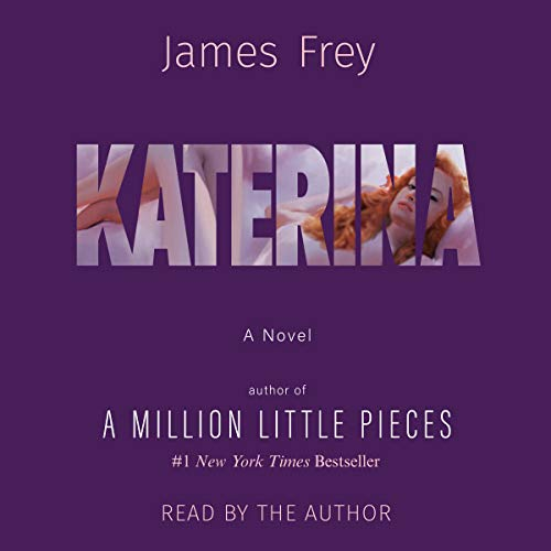 Katerina audiobook cover art