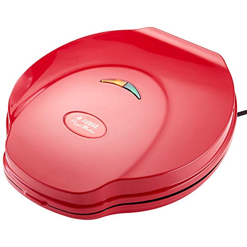 Judge Electricals 30cm Pizza Maker