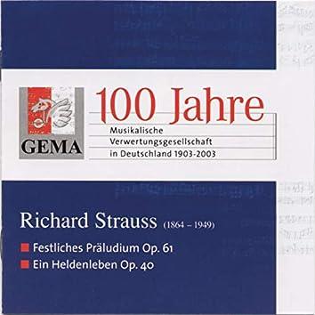 Special-CD: 100 Jahre GEMA