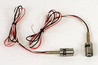 Custom Dynamics TW39AA 360 Light Housing//Amber LED Truwrapz for 39MM Forks