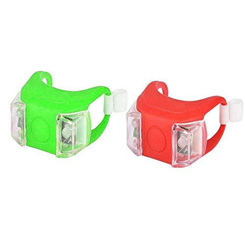 Titcch Lot de 2 Lampes de Navigation LED Rouges et Vertes pour Bateau, Pontoon, Kayak, Yacht, Bateau à Moteur, Bateau, Bateau