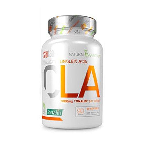 StarLabs Natural Essentials CLA Tonalin 90 Softgels