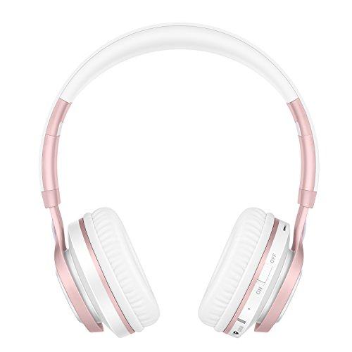 WERNG draadloze headset headset draadloze Bluetooth grote capaciteit subwoofer mobiele muziek stekker cartoon student